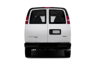 2016 GMC Savana 2500 Savana 2500 Work Van Rear-wheel Drive Cargo Van
