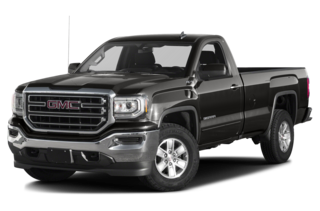 2016 GMC Sierra 1500 Base 4x2 Regular Cab 6.6 ft. box 119 in. WB