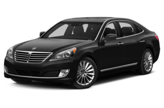 2016 Hyundai Equus Equus Signature 4dr Rear-wheel Drive Sedan