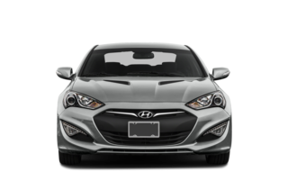 2016 Hyundai Genesis Coupe 3.8 R-Spec (M6) 2dr Rear-wheel Drive