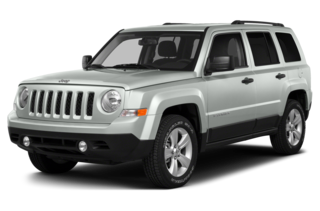 2016 Jeep Patriot Patriot Latitude 4dr Front-wheel Drive