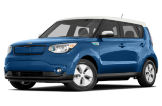 2016 Kia Soul EV Base 4dr Hatchback