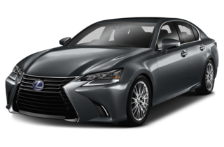2016 Lexus GS 450h 450h Base 4dr Sedan