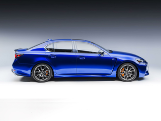 2016 Lexus GS F F Base 4dr Rear-wheel Drive Sedan