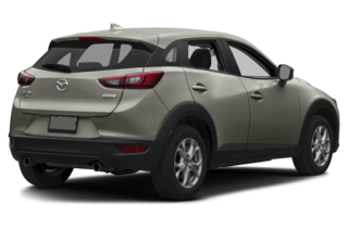 2016 Mazda CX-3 Sport 4dr Front-wheel Drive