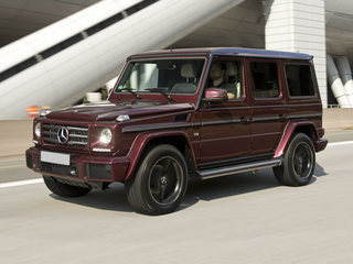 2016 Mercedes-Benz G-Class Base G550 4dr All-wheel Drive