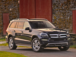 2016 Mercedes-Benz GL-Class GL450 4dr All-wheel Drive 4MATIC