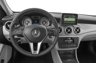 2016 Mercedes-Benz GLA-Class GLA250 4dr Front-wheel Drive
