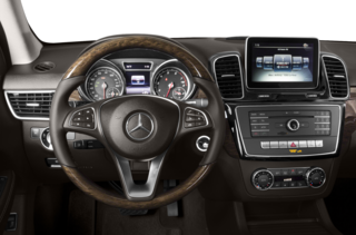 2016 Mercedes-Benz GLE-Class GLE350 4dr 4x2 Sport Utility