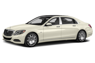 2016 Mercedes-Benz Maybach S Maybach S600