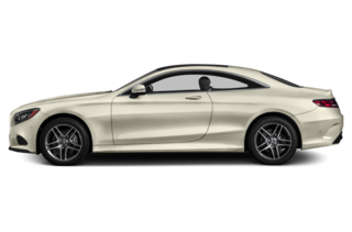 2016 Mercedes-Benz S-Class S550 2dr All-wheel Drive 4MATIC Coupe