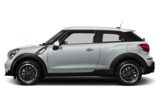 2016 MINI Paceman Paceman Cooper 2dr Front-wheel Drive Sport Utility