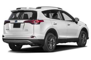 2016 Toyota RAV4 Hybrid Hybrid Limited 4dr All-wheel Drive