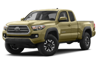 2016 toyota tacoma sr a6 4x2 access cab buyers guide details and information. Black Bedroom Furniture Sets. Home Design Ideas