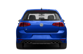 2016 Volkswagen Golf R R 4-Door (M6) 4dr All-wheel Drive 4MOTION Hatchback