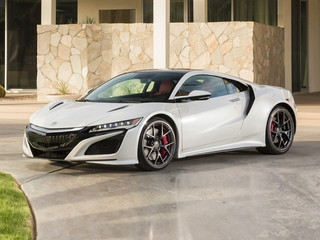 2017 Acura NSX Base 2dr All-wheel Drive Coupe