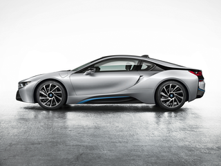 2017 BMW i8 i8 Base 2dr All-wheel Drive Coupe