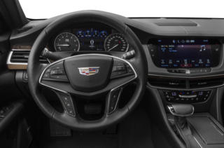 2017 Cadillac CT6 2.0L Turbo Base 4dr Rear-wheel Drive Sedan