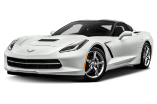 2017 Chevrolet Corvette Stingray 2dr Coupe