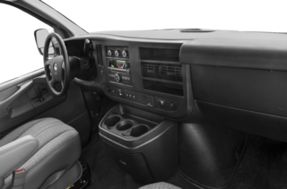 2017 Chevrolet Express 2500 2500 LS Rear-wheel Drive Passenger Van