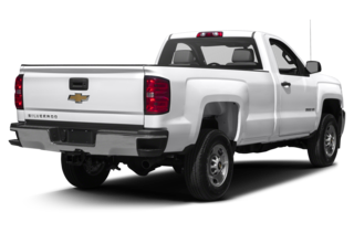 2017 Chevrolet Silverado 3500HD 3500HD LT 4x2 Regular Cab 133.6 in. WB SRW