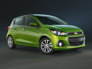 2017 Chevrolet Spark LS Manual 4dr Hatchback