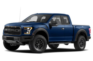 2017 Ford F-150 Raptor 4x4 SuperCab Styleside 5.5 ft. box 133 in. WB