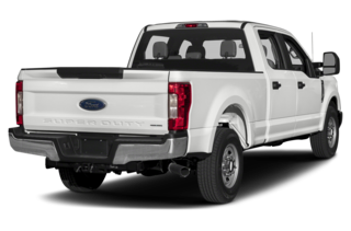 2017 Ford F-250 XL 4x2 SD Crew Cab 6.75 ft. box 160 in. WB SRW