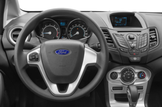 2017 Ford Fiesta S 4dr Sedan