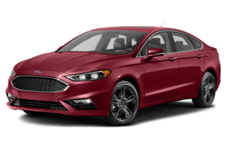 2017 Ford Fusion S 4dr Front-wheel Drive Sedan