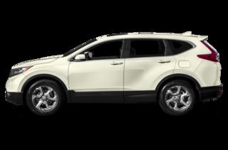 2017 Honda Cr V Ex L Navi Cvt 4dr Front Wheel Drive