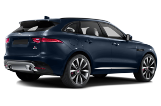 2017 Jaguar F-PACE First Edition All-wheel Drive