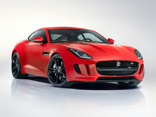 2017 Jaguar F-TYPE Base (M6) 2dr Rear-wheel Drive Coupe
