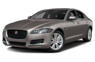 2017 Jaguar XF 20d 4dr Rear-wheel Drive Sedan