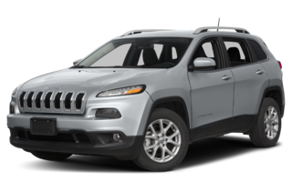 2017 Jeep Cherokee Latitude 4dr Front-wheel Drive