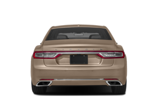 2017 Lincoln Continental Select 4dr Front-wheel Drive Sedan