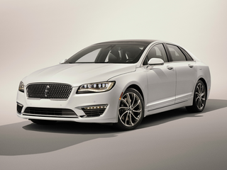 2017 Lincoln MKZ Black Label 4dr Front-wheel Drive Sedan