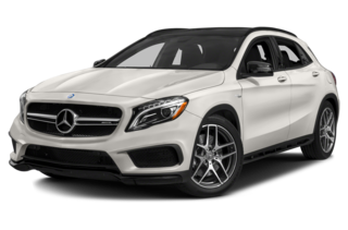 2017 Mercedes-Benz AMG GLA AMG GLA45 4dr All-wheel Drive 4MATIC