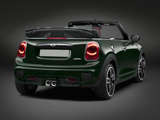 2017 MINI Convertible John Cooper Works 2dr