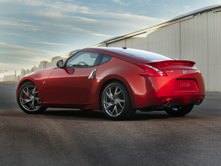 2017 Nissan 370Z Base (A7) 2dr Coupe