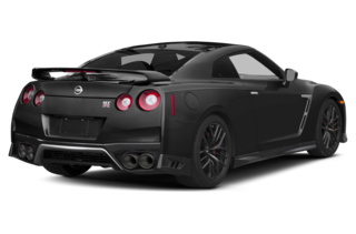2017 Nissan GT-R Premium 2dr All-wheel Drive Coupe