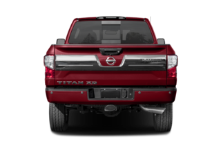 2017 Nissan Titan XD XD Platinum Reserve Gas 4dr 4x2 Crew Cab 151.6 in. WB