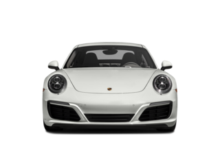 2017 Porsche 911 Carrera 2dr Rear-wheel Drive Coupe