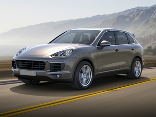 2017 Porsche Cayenne Base 4dr All-wheel Drive
