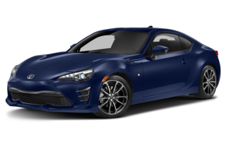 2017 Toyota 86 Base 2dr Coupe