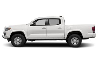 2017 Toyota Tacoma SR (A6) 4x2 Double Cab 127.4 in. WB