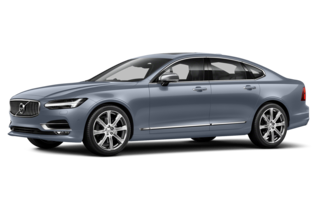 2017 Volvo S90 T5 Inscription 4dr Front-wheel Drive Sedan