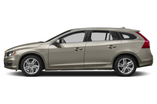 2017 Volvo V60 T5 4dr Front-wheel Drive Wagon