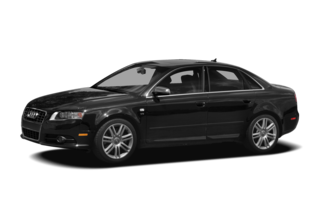 2007 Audi S4 (M6) quattro Sedan w/o Heated Seats