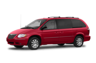 2007 chrysler town-and-country